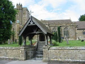 All Saints Entrance