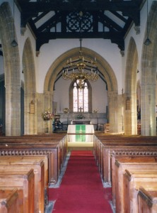 All Saints Aisle