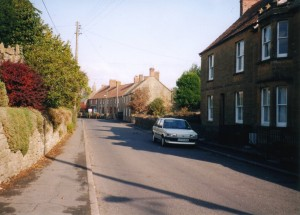 Lower Street Looking East